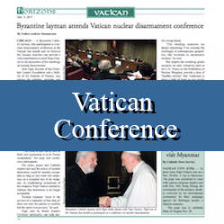 Vatican Conference 2017